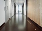 Kaučuková podlaha Artigo Kayar Kaučuková podlaha Artigo Kayar v norské univerzitní nemocnici,  BOCA Group.