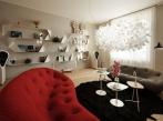 SQUAT iD23C obývací pokoj