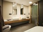 SQUAT iD23D koupelna spodní patro