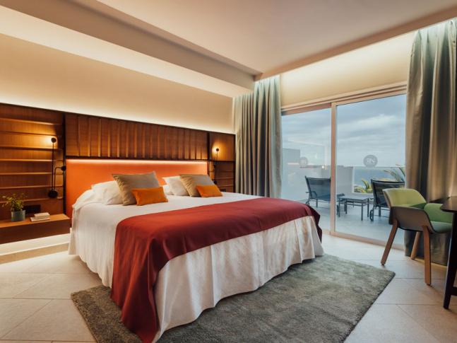 Ložnice Roca Nivaria Gran Hotel