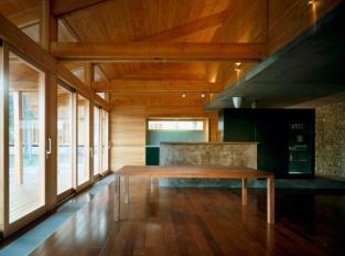 Obývací pokoj domu H. H. H.