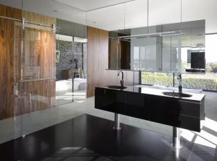 Koupelna vily v Řitce