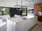 Kuchyně vily v Řitce Vila Řitka kuchyně 3