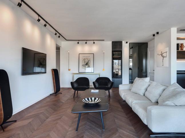 Obývací pokoj Villa Paola