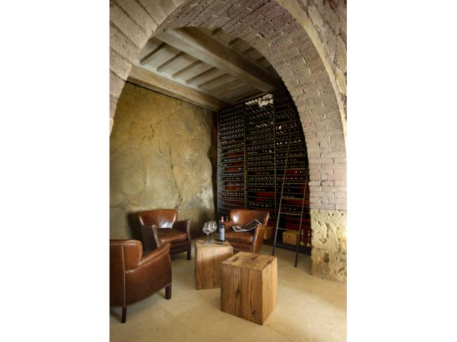 Vinný sklípek v hotelu Monteverdi