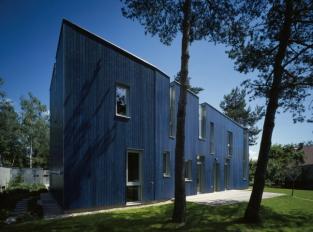Modrý dům v Klánovicích