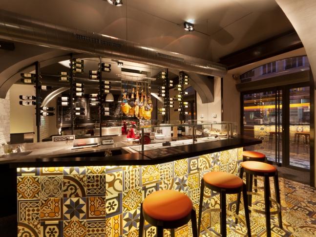 Tapas bar Miró w1