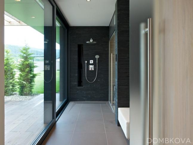 RD v Beskydech - sauna