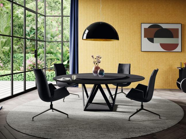 Jídelna x Obývací pokoj Walter Knoll