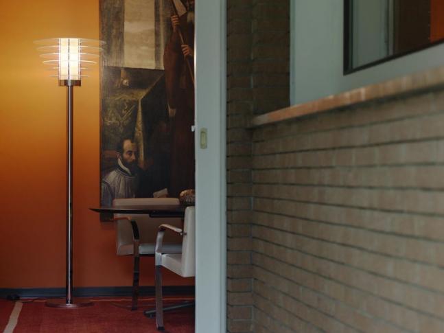 Stojací lampa 0024