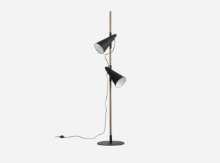 Stojací lampa Cone