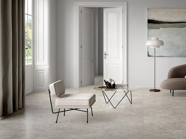 Porcelánová podlaha Atlantic Grey