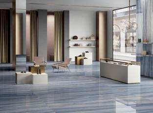 Porcelánová podlaha Azul Macaubas