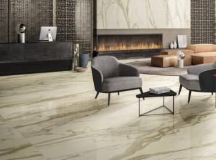 Porcelánová podlaha Calacatta Elite