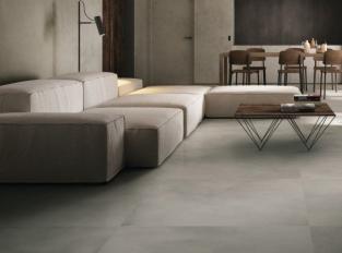 Porcelánová podlaha Cinder Resin
