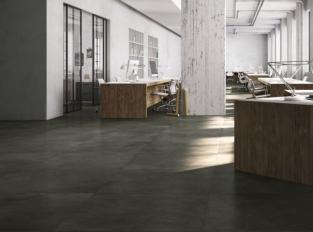 Porcelánová podlaha Dark Resin