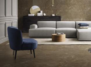 Porcelánová podlaha Glam Bronze