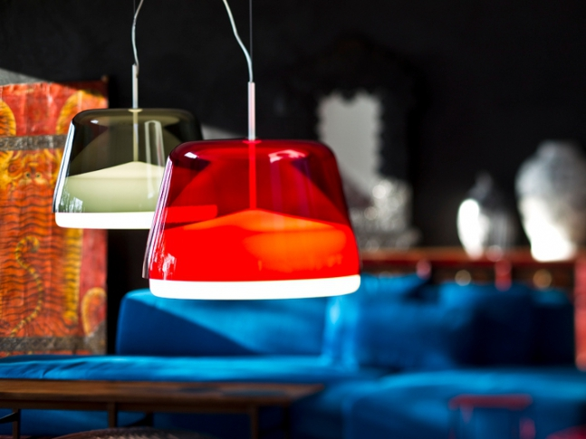 LA BELLE - závěsné osvětlení