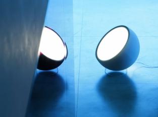 BILUNA - stojací lampa