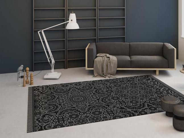 Designový zátěžový koberec RugXstyle Aarhus Kusový zátěžový koberec RugXstyle, vysoce odolný, s unikátním designem.