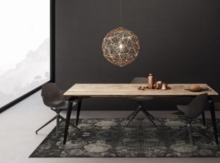 Zátěžový koberec RugXstyle Aberdeen s jedinečným designem
