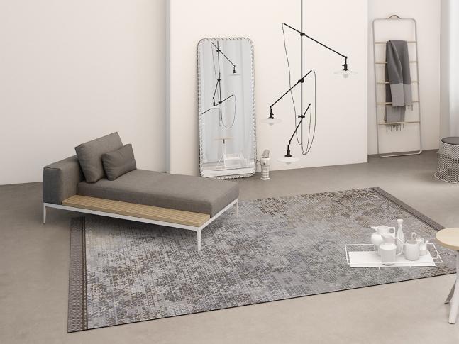 Zátěžový koberec RugXstyle Antwerp v moderním designu Moderní zátěžový koberec RugXstyle Antwerp, dodavatel BOCA Praha.