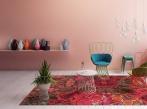 Designový kusový koberec RugXstyle Marrakesh Barevný zátěžový koberec RugXstyle s výjimečným designem.