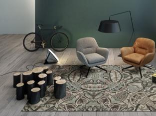 Designový zátěžový koberec RugXstyle Venice