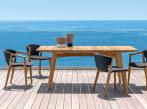 Venkovní jídelní stůl KNIT