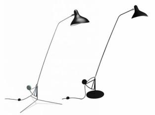BS1 - Stojací lampa