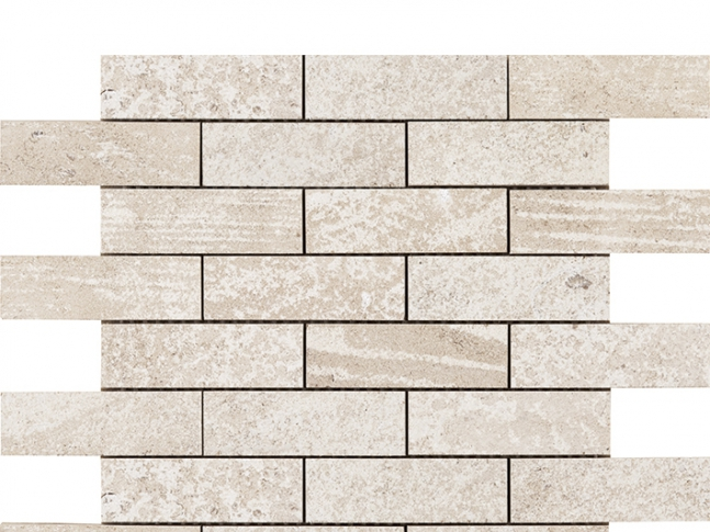 Mosaico - World Amsterdam Brick Beige