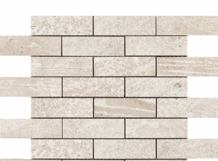 Mosaic - World Amsterdam Brick Beige