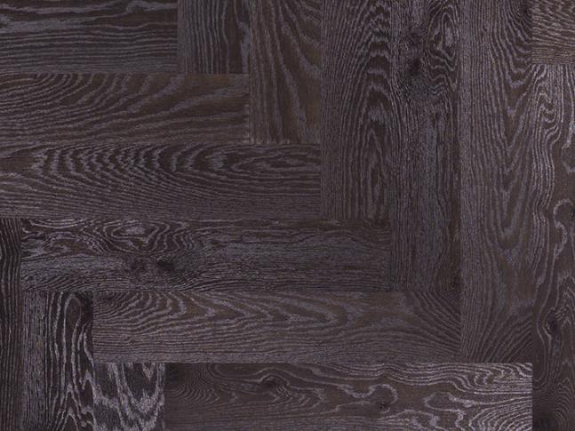 Dřevěná podlaha Downtown Black Amber