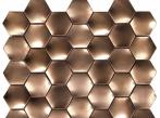 Metalické mozaiky WEB