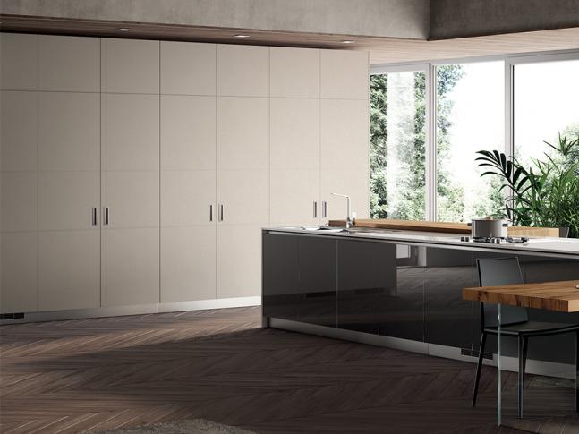 Kuchyně LiberaMente 10110_cucina-liberamente-ante-in-pelle-grigio-perla