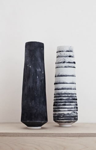 Korundové vázy