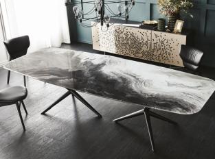 Kolekce stolů Atlantis