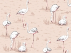 Cole&Son - Flamingos