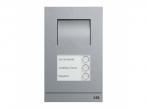 ABB-Welcome Midi ABB-Welcome Midi - tablo audio s tlačítkovým modulem, ušlechtilá ocel