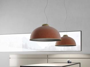 Závěsná lampa Farel