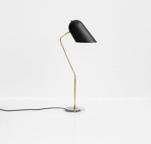 CLIFF - stolní lampa