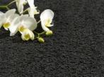 Přírodní vlněný koberec Palace Lux Černý vlněný koberec Best Wool Carpets dodává BOCA Praha.