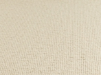 Přírodní vlněný koberec Morzine Světlý vlněný koberec Morzine je velmi odolný, dodává BOCA Praha.