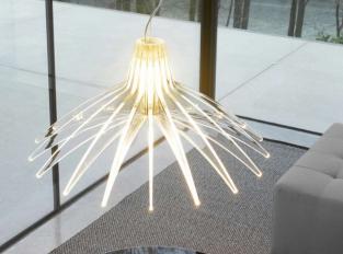 Závěsná lampa Agave