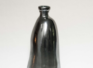 LOOOOX úzká skleněná váza