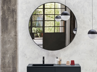 Kulaté zrcadlo CIELO