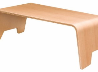 Notebar Side Table
