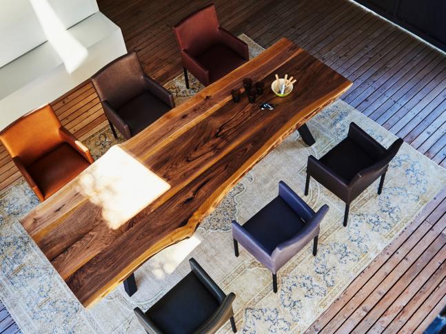 Jídelní stůl Walnut