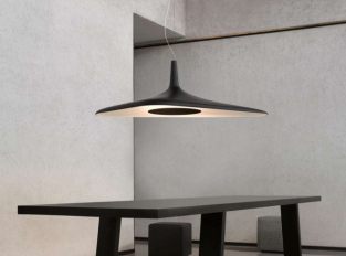 Závěsná lampa Soleil