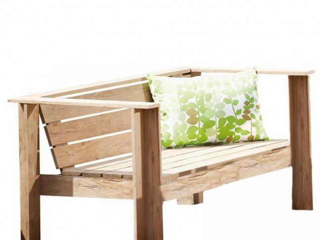 Zahradní sedačky Batten Lounge